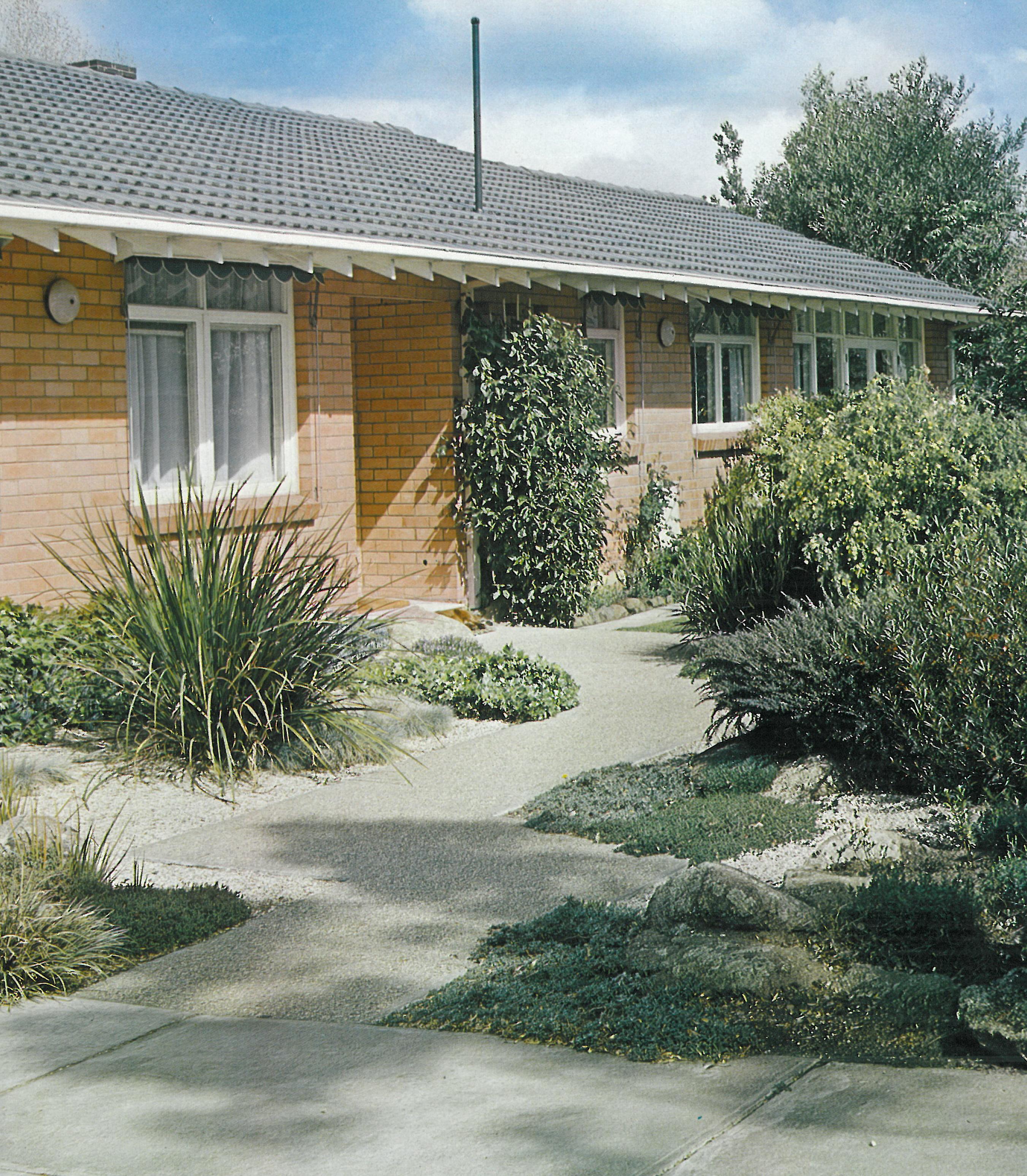 Iconic Australian Landscape Architects Ellis Stones Grass Trees