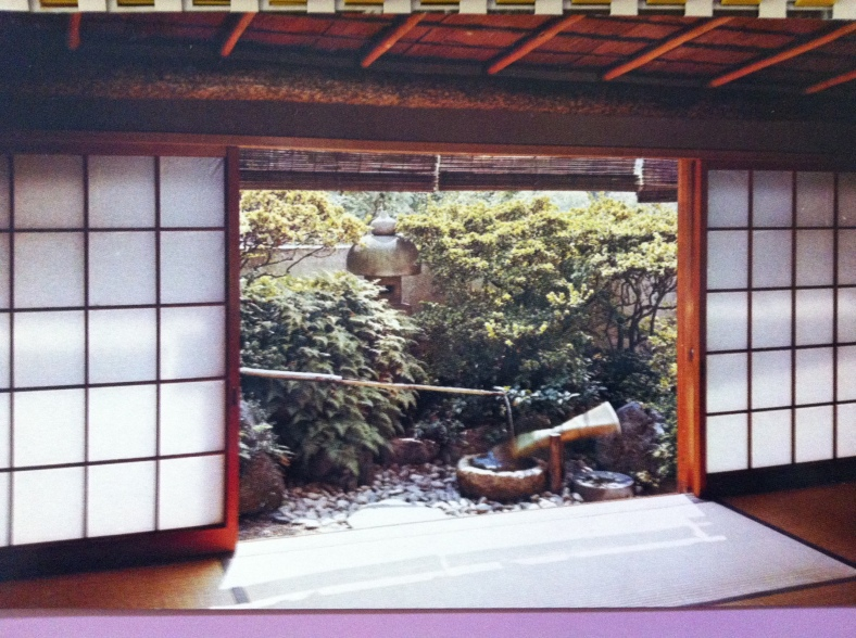 An image from 'Quick and easy Japanes Gardens' that is not unlike the photo above