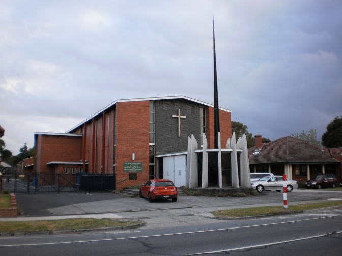 St Joseph's Catholic Church, Black Rock - J Davidson 2014)