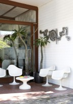 Garden furniture for your mid-century home