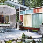 Outdoor Entertaining in Mid-Century Style – via Modernica Blog
